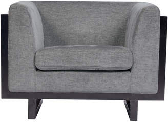 Chic Home Arianna Grey Club Chair