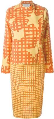 JC de CASTELBAJAC Pre-Owned skirt and blouse suit