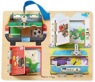 Melissa & Doug 'Locks & Latches' Activity Board