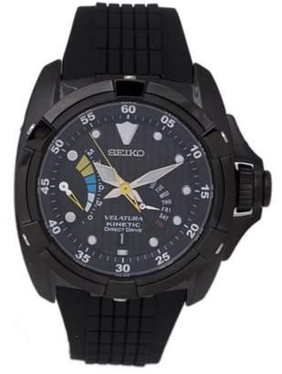Seiko Men's Velatura Kinetic Direct Drive Watch Watch Quartz Sapphire Crystal