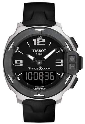 Tissot Men's T-Race Swiss Quartz Sport Watch, 43mm