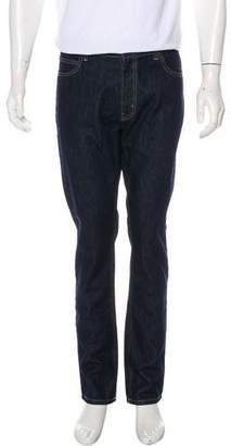 Stella McCartney Skinny Raw Jeans w/ Tags