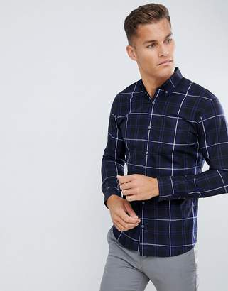 Jack and Jones shirt in slim fit check