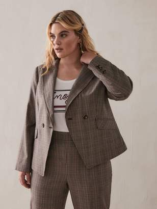 Prince of Wales Blazer - Addition Elle
