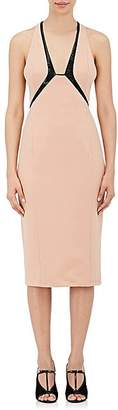 Narciso Rodriguez WOMEN'S SEQUINED SILK-BLEND SHEATH DRESS - PINK SIZE 38 IT