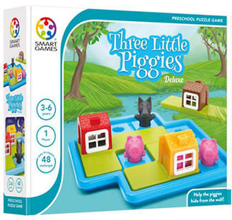 SMART GAMES Three Little Piggies Deluxe Puzzle Game