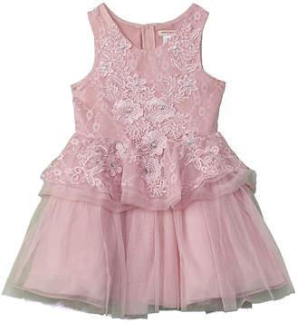 Nanette Lepore Girls' Lace Dress