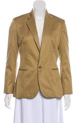 Ralph Lauren Black Label Notch-Lapel Structured Blazer