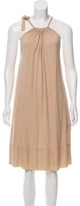 Tomas Maier Sleeveless Knee-Length Dress