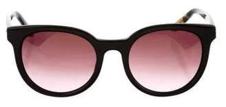 Barton Perreira Baez Tinted Sunglasses