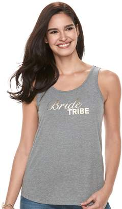 "Juicy Couture Women's Bride Tribe"" Tank"