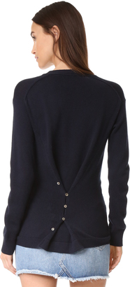 Brochu Walker Horne Cardigan $338 thestylecure.com