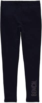 Bench Girls Logo Leggings