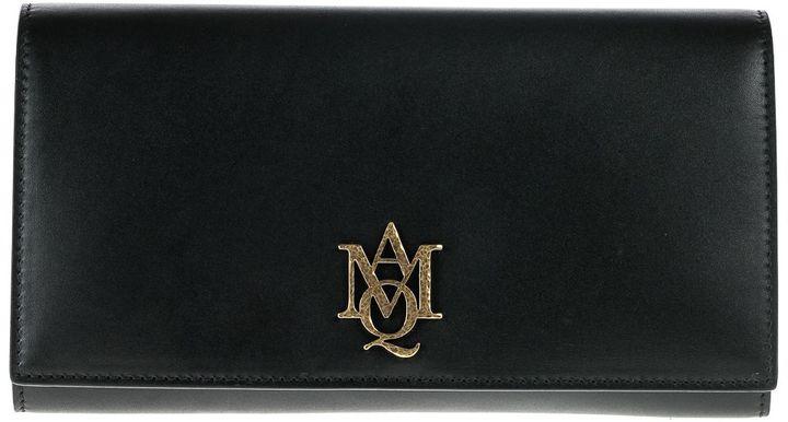 Alexander McQueenAlexander McQueen Clutch Insignia Calf Leather Shoulder