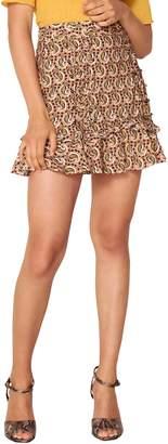 The East Order Alix Paisley Skirt