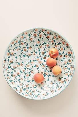 Anthropologie Mathilde Decorative Bowl