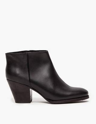Rachel Comey Mars Ankle Boot in Black/Black