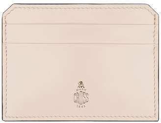 Mark Cross Patent Leather Card Holder