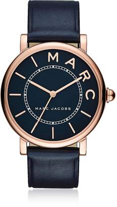 Marc Jacobs Roxy Rose Gold Tone and Black Dial Women's Watch