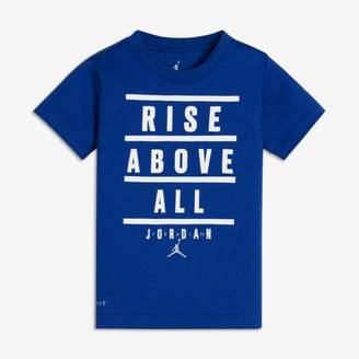 "Nike Jordan Dri-FIT""""Rise Above All""""Younger Kids'(Boys') T-Shirt"