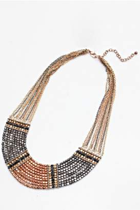 Nakamol CHICAGO Stranded Collar Necklace