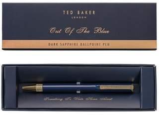 Ted Baker Dark Sapphire Ballpoint Pen