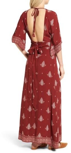 Women's Faithfull The Brand Tuula Maxi Dress 2