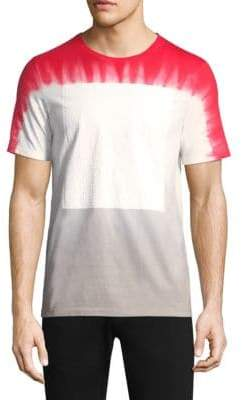 PRPS Cracked Ombre Cotton Tee