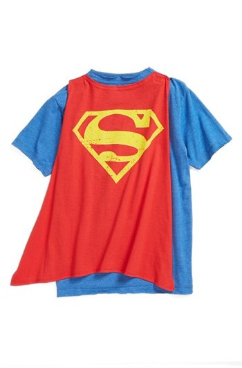 Dx-Xtreme Superman T-Shirt (Little Boys)