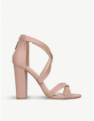 Kurt Geiger Faun2 faux-leather sandals