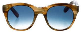 Elizabeth and James Horatio Marbled Sunglasses