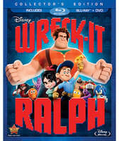 Disney Wreck-It Ralph Blu-ray and DVD Combo Pack