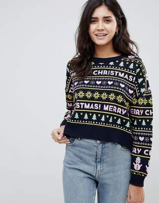 Asos Design DESIGN christmas sweater