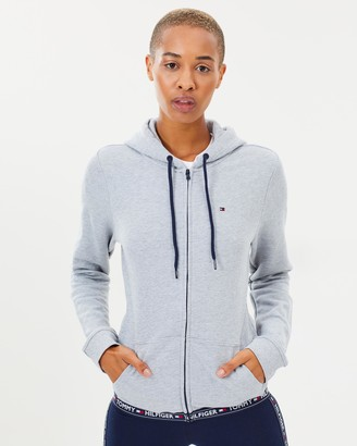 Tommy Hilfiger Athletic Nostalgia Zip-Through Hoodie