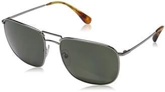 Prada Men's 0Pr52Ts 5Av6P0 Sunglasses