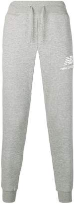 New Balance fitted track pants