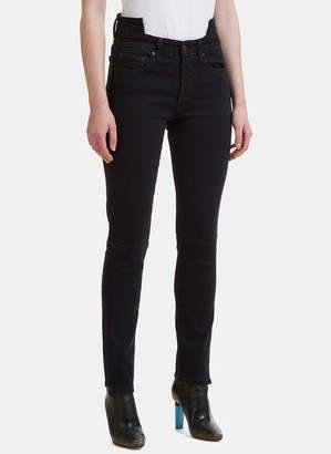 Vetements X Levi's Reworked Skinny Jeans in Black