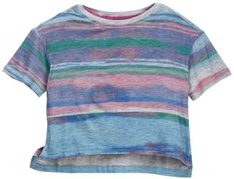 Joe's Jeans Box Tee with Allover Print (Little Girls)