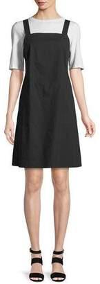 Eileen Fisher Organic Cotton Tank Dress, Plus Size
