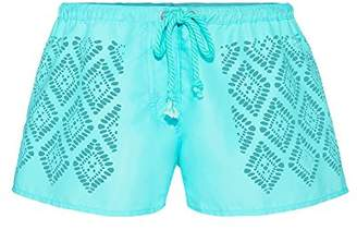 Beach Life Beachlife Women's Puck Shorts,36 W