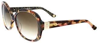 Juicy Couture Women's Ju 583/s Oval Sunglasses