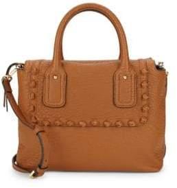 Vince Camuto Knot Trim Satchel Bag