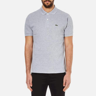 Lacoste Men's Classic Fit Marl Pique Polo Shirt