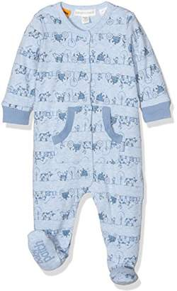 Pumpkin Patch Baby Boys 0-24m Footed All-In-One Footies,3-6 Months