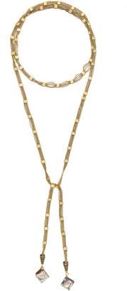 Vanessa Mooney x REVOLVE Wrap Chain Necklace $51 thestylecure.com