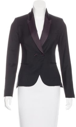 Paul Smith Virgin Wool Bicolor Blazer $85 thestylecure.com