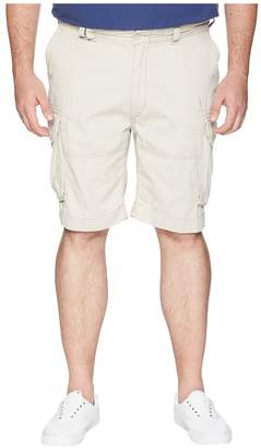 Polo Ralph Lauren Big Tall Vintage Chino Gellar Fatigue Shorts Men's Shorts