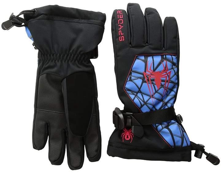 Spyder Marvel Overweb Gloves Extreme Cold Weather Gloves