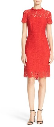 Women's Diane Von Furstenberg Alma Lace Dress $468 thestylecure.com