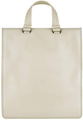 Bottega Veneta Leather Intrecciato Weave Tote Bag